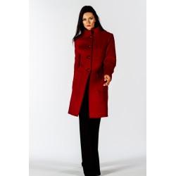 Cappotto rosso bon ton