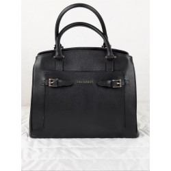 Trussardi square hand bag