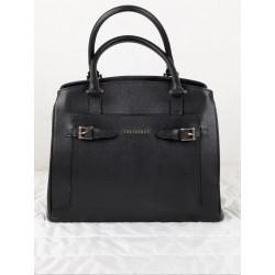 Trussardi square hand bag